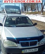 2006 Chery Amulet   автобазар