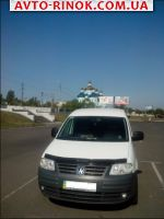 2008 Volkswagen Caddy MAXI  автобазар