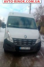 2012 Renault Master   автобазар