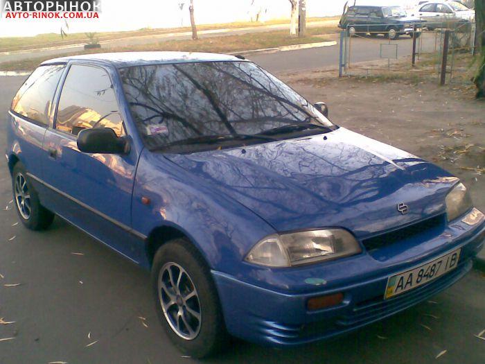 Авторынок - Продам 1995 Suzuki Swift - Киев, Киевская область