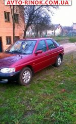 1998 Ford Escort   автобазар