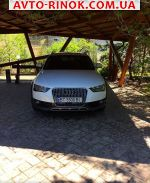 2013 Audi Allroad A4  автобазар
