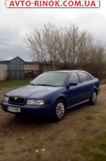 Авторынок | Продажа 1999 Skoda Octavia SLX