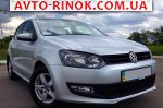 2012 Volkswagen Polo 5D  автобазар