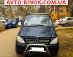 2006 Mercedes Vito 111  автобазар