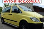 2008 Mercedes Vito 111  автобазар