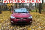 Honda Civic  2008, 229600 грн.