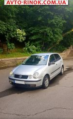 2003 Volkswagen Polo   автобазар