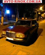 1978 Mercedes HSE W123  автобазар