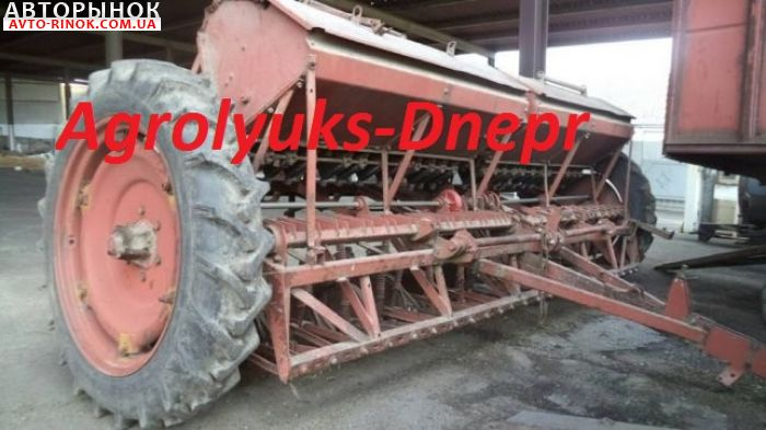 Авторынок | Продажа 2018 Трактор МТЗ Сеялка АСТРА СЗ-3,6 бу СЗ-3.6 Отличное состояние