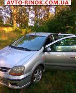 Авторынок | Продажа 2002 Nissan Tino