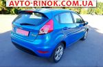 2015 Ford Fiesta EcoBoost  автобазар