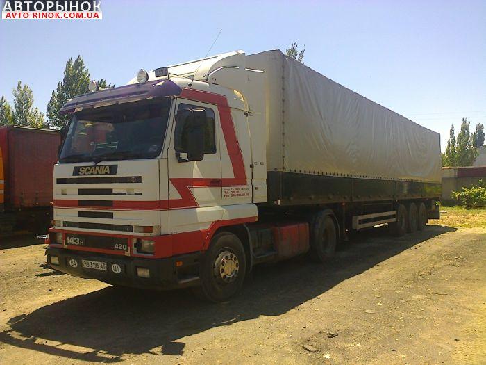 Авторынок | Продажа 1997 Scania  143