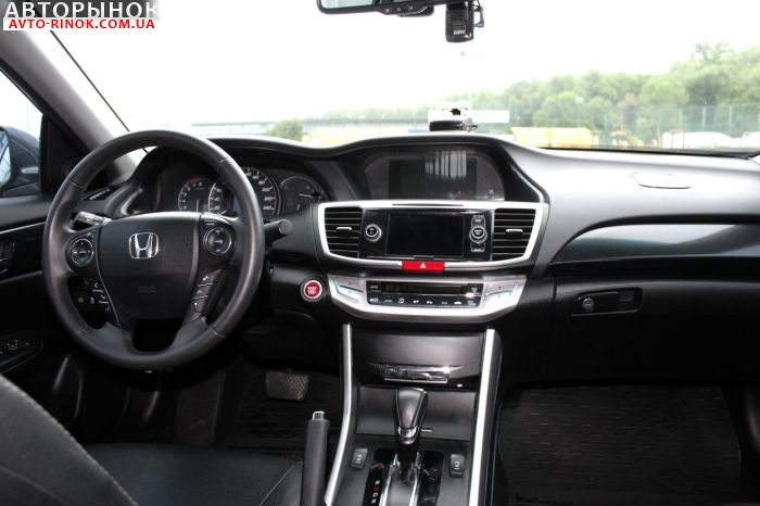 Авторынок   Продажа 2014 Honda Accord Sport
