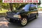 2008 Land Rover Range Rover SUPERCHARGED  автобазар