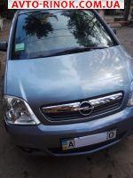 Авторынок | Продажа 2008 Opel Meriva