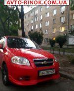 Авторынок | Продажа 2006 Chevrolet Aveo