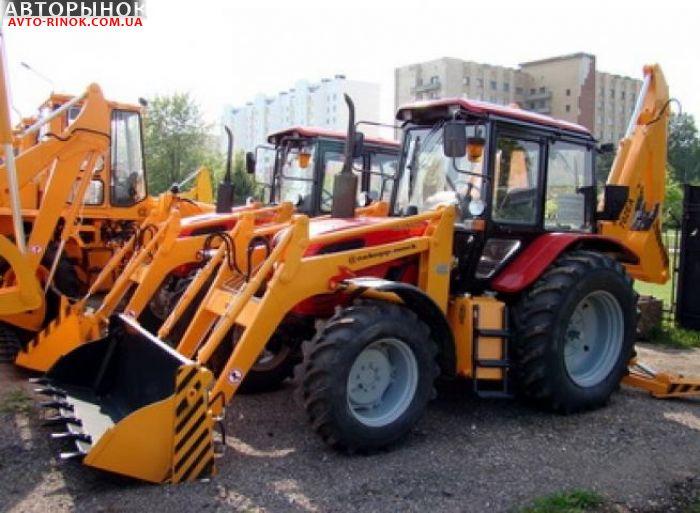 Авторынок   Продажа 2018 Трактор МТЗ-82 Амкодор-702ЕА-01