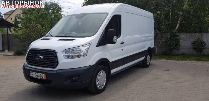 Авторынок   Продажа 2014 Ford Transit