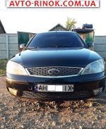 2007 Ford Mondeo   автобазар