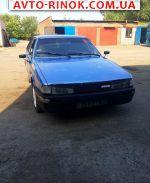 Авторынок   Продажа 1987 Mazda 626