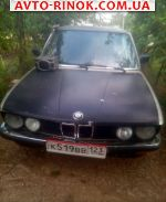 1988 BMW 5 Series   автобазар