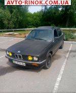1986 BMW 3 Series E30 324i  автобазар