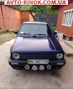 Volkswagen Golf  1985, 63000 грн.