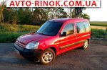 Citroen Berlingo  2004, 83900 грн.