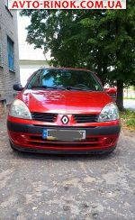 Renault Clio  2005, 137700 грн.