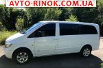 2007 Mercedes Vito LONG  автобазар