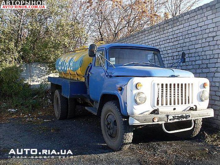 Авторынок | Продажа 1990 Газ 53 Молоковоз
