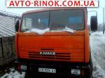 1989 КАМАЗ 5320 самосвал