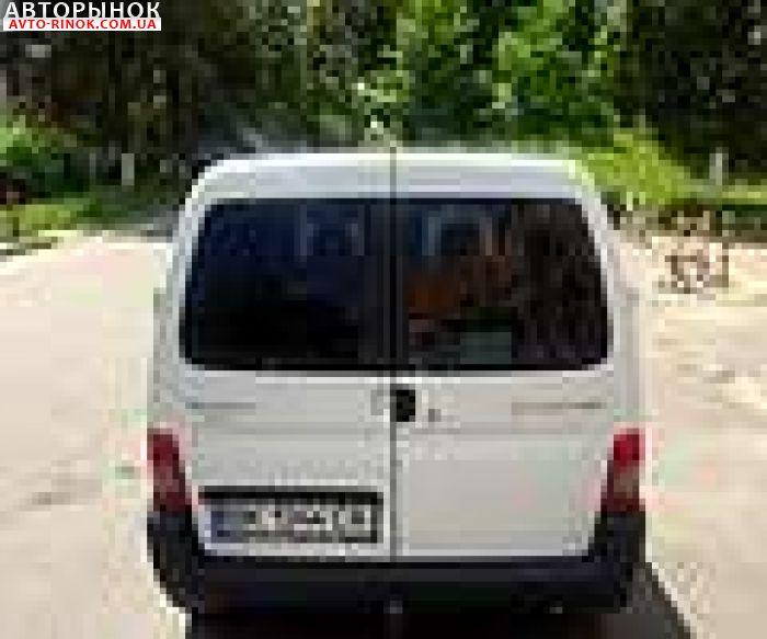 Авторынок   Продажа 2006 Peugeot Partner пасс