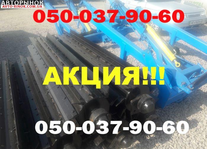 Авторынок   Продажа    Измельчитель-мульчирователь Кзк-6-04 Ширина захват