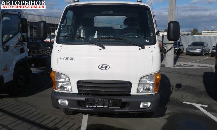 Авторынок | Продажа 2018 Hyundai  HD 35
