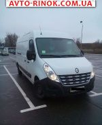 2012 Renault Master L3H2  автобазар