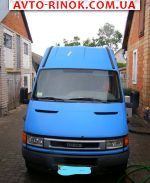 2000 Iveco Daily 35s13  автобазар