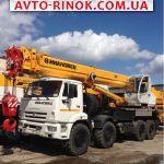 Авторынок | Продажа 2018 Автокран  КС-65740-7 Ивановец 40 тонн (8х8)