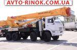 2018 Автокран КС-55735-7 Ивановец 35 тонн (8х8)