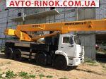 2018 Автокран КС-55735-6 Ивановец 35 тонн