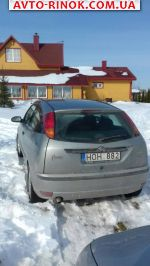 2003 Ford Focus   автобазар