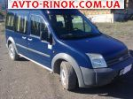 Ford Tourneo Connect  2007, 204000 грн.