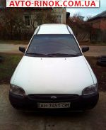 1999 Ford Escort   автобазар