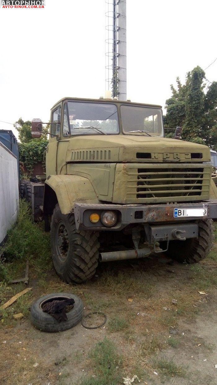 Авторынок   Продажа 1992 КРАЗ 260