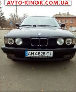 1989 BMW 5 Series   автобазар