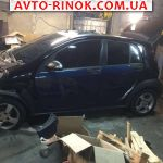 2005 Smart Forfour   автобазар