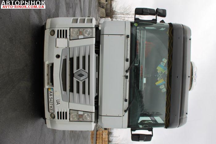 Авторынок   Продажа 2006 Renault Magnum