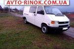 1999 Volkswagen Transporter T4 Long  автобазар
