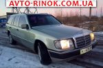 1988 Mercedes HSE S124  автобазар